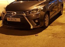 toyota yaris hatchback 2015