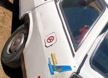 بيجو 504 #ستيشن  موديل 84 // رخصه سنتين مرور جرجا  لون أبيض بحالة جيدة