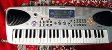بيانو Casio بحالة ممتازة للبيع