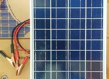 2021 لوح شحن طاقة شمسية 10 watt