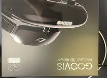 للبيع نظارات goovis g2 2021 ، تاريخ الشراء امس 12/4/2021 مع الفاتورة