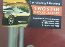 car paint, mechanical repair, electrical repair, AC work,full body polishing
