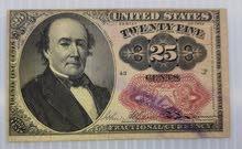 25 سنت امريكي