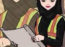 مطلوب مهندسة / مهندس مدني صيانة طرق يفضل سعودي