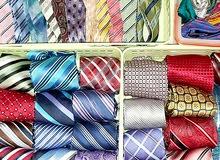 Neckties, Bowties, Pocket Squares
