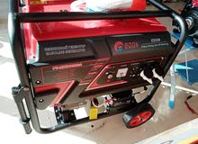 جنيريتر (مولد كهربائي) بالبنزين  انتاج شركة ايدون ويندنج    القدرة الكهربائية :