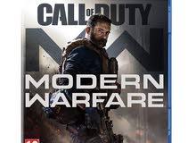 modern warfare ps4 brand new