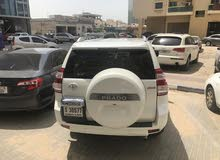 TOYOTA PRADO GXR 2016 V6 PEARL WHITE