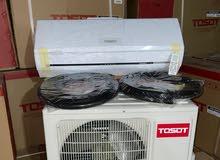 مكيف ماركة TOSOT من شركة GREE غاز 410 موفر للكهرباء صديق للبيئة