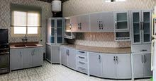 مطبخ مستعمل نظيف