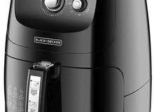 Air Fryer Black and Decker 5Liter with 9 functions