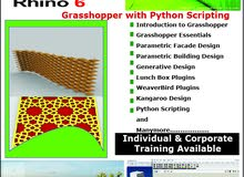 GET #GRASSHOPPER #TRAINING BY EXPERTS +