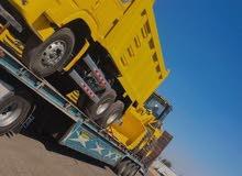 نقل معدات وسيارات
