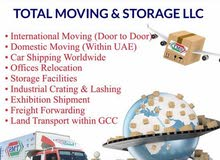 Total Moving & Storage Services