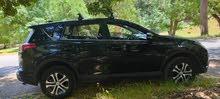 الهمزة سيارة تويوتا راف 4