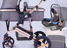 طقم عربات أطفال