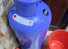 gas cylinder غاز