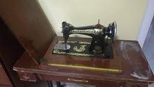 أول ماكينة خياطة يابانية على القدم ماركة زنتا