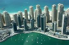 دبي بنايات سكنيه جديدة وماجرة موقع مميز - للبيع