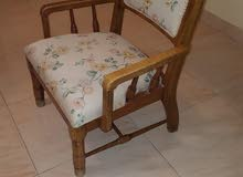 Beech wood chair for sale