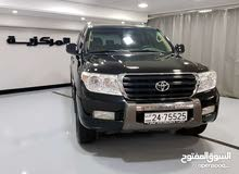 Used condition Toyota Land Cruiser 2008 with 120,000 - 129,999 km mileage