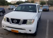 White Nissan Pathfinder 2007 for sale