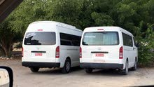 For rent 2014 White Hiace