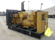 مولد كهرباء كاتربيلر 681kva موديل 2009 Generator