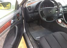 Automatic Silver Mercedes Benz 1999 for sale