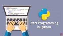 كورس تدريبي معتمد في لغة البرمجة بايثون