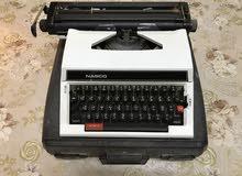 آلة كاتبة نوع ناسكو NASCO