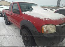 Nissan Frontier car for sale 2002 in Tripoli city