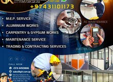 All Kind of Maintenance Services