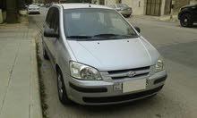 Gasoline Fuel/Power   Hyundai Getz 2005