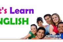 أستاذ خاص لتعليم اللغة الانجليزية من البداية الى الاحتراف