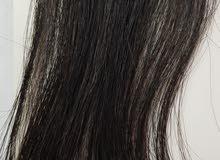 غرة امامية لمقدمة الشعر الخفيف