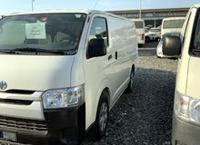 Toyota Hiace for sale in Abu Dhabi