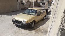 For sale 1986 Gold Kadett