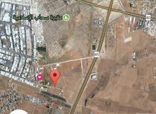 للبيع ارض 2 دونم صناعات حرفيه شارع الميه