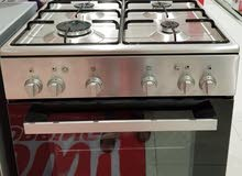 Siemens gas stove excellent condition, silver