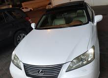 Lexus ES350 2008 full clean paranoma