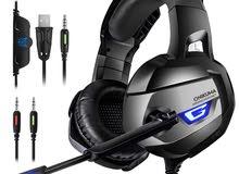 سماعات جيمنج Gaming 7.1 محيطية اختيار امازون والافضل مبيعا