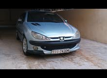 Automatic Peugeot 2002 for sale - Used - Amman city