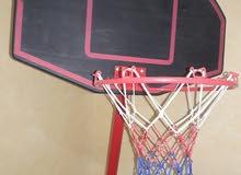 كرة سلة متحرك مع استطاعة الفك والتركيب بسهولة