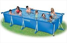 أكبر تشكيلة أحواض السباحة انتيكس الامريكية الاصلية مكرشمة بالتوصيل لبيتك - جميع الاحجام