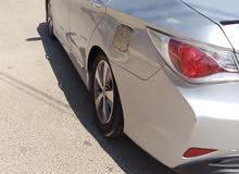 Automatic Hyundai Sonata 2013