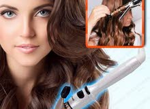 """نتيجة بحث الصور عن طريقة لف الشعر باستخدام الفير"""""""