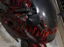 Up for sale a Kawasaki motorbike