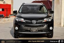 Automatic Toyota RAV 4 2014