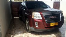 Maroon GMC Terrain 2011 for sale